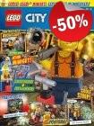 LEGO City Magazine 2018-2, slechts: € 2,49