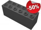 LEGO Contragewicht 2x6x2 ZWART, slechts: € 3,50