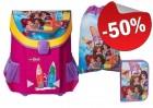 LEGO Easy School Bag Set Friends Beach
