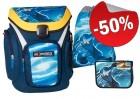 LEGO Explorer School Bag Set Ninjago Jay