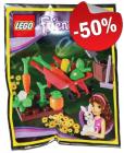 LEGO Friends Groentetuin (Polybag), slechts: € 1,00