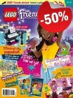 LEGO Friends Magazine 2018-10, slechts: € 2,49