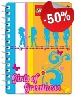 LEGO Friends Mini Pocket Journal Grils of Greatness