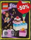 LEGO Friends Mini Party (Polybag), slechts: € 1,00
