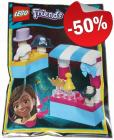 LEGO Friends Verkleedwinkel (Polybag), slechts: € 1,49