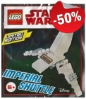 LEGO Imperial Shuttle (Polybag), slechts: € 1,00