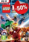 LEGO Marvel Super Heroes (PC DVD), slechts: € 14,99