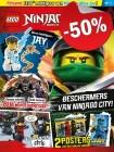 LEGO Ninjago Magazine 2018-1, slechts: € 2,49