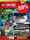 LEGO Ninjago Magazine 2018-4, slechts: € 2,50