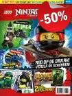 LEGO Ninjago Magazine 2018-8, slechts: € 2,49