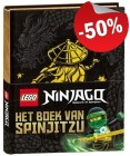 LEGO Ninjago - Het Boek van Spinjitsu, slechts: € 6,00