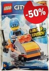 LEGO Poolonderzoeker met Sneeuwmobile (Polybag), slechts: € 1,49