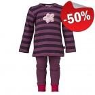 DUPLO Pyjama AUBERGINE (Aisha 901 - Maat 80), slechts: € 12,49