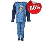 LEGO Pyjama Chima BLAUW (Alf 101 - Maat 104)
