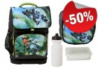 LEGO School Bag Set Danish Chima Gorilla