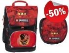 LEGO Schoolbag Set Large Ninjago Kai