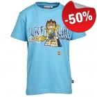 LEGO T-Shirt Chima TURQUOISE (Thor 442 Maat 104)