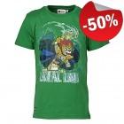 LEGO T-Shirt Chima Laval GROEN (Thor 701 Maat 104)
