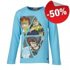 LEGO T-Shirt Chima TURQUOISE (Timmy 204 Maat 104)