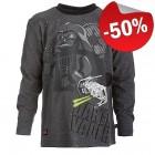 LEGO T-Shirt Darth Vader ANTRACIET (Terry 751 Maat 128), slechts: € 15,00