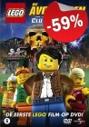 LEGO De Avonturen van Clutch Powers (DVD)
