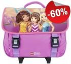 LEGO Friends Funpark Boekentas Trolley, slechts: € 22,00