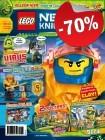 LEGO Nexo Knights Magazine 2018-1, slechts: € 1,50