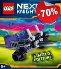 LEGO Nexo Knights Stone Giants' Gun (Polybag), slechts: € 0,60