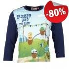 DUPLO T-Shirt BLAUW (Tod 106 - Maat 104), slechts: € 4,00
