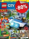 LEGO City Magazine 2018-1, slechts: € 1,00