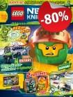LEGO Nexo Knights Magazine 2018-4, slechts: € 1,00