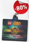 LEGO Sleutelhanger Star Wars Choose Your Side EXCLUSIVE, slechts: € 1,00
