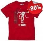 LEGO Sweatshirt Star Wars ROOD (Tom 823 - Maat 104), slechts: € 4,60
