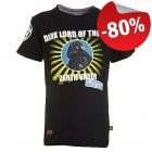 LEGO T-Shirt Darth Vader ZWART (Terry 651 Maat 104), slechts: € 4,60