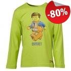 LEGO T-Shirt Movie LIMEGROEN (Tristan 111 Maat 104), slechts: € 5,19