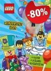 LEGO Verjaardagsboek, slechts: € 3,00