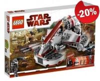LEGO 8091 Republic Swamp Speeder