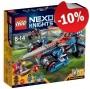 LEGO 70315 Clay's Gevechtszwaard