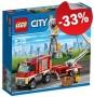 LEGO 60111 Brandweer Hulpvoertuig