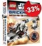 LEGO BrickMaster Star Wars Stolen Crystals