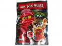 LEGO Ninja Kai met Wapens (Polybag)