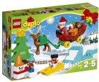 DUPLO 10837 Wintervakantie van de Kerstman, slechts: € 29,99