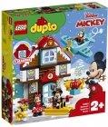 DUPLO 10889 Mickey's Vakantiehuisje, slechts: € 54,99