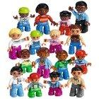 DUPLO 45011 Wereld Minifiguren