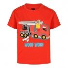 DUPLO T-Shirt ROOD (CM-51300 - Maat 80), slechts: € 12,99