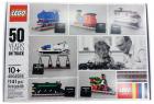 LEGO 4002016 50 Years on Track, slechts: € 299,99
