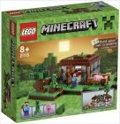 LEGO 21115  Minecraft Microworld - The First Night
