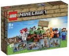 LEGO 21116  Minecraft Microworld - Creative Box