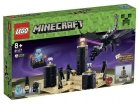 LEGO 21117  Minecraft Microworld - The Ender Dragon