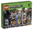 LEGO 21118  Minecraft Microworld - The Mine